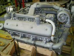 Дизельный Двигатель ЯМЗ 238 Д-1