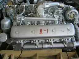 Дизельный двигатель ЯМЗ-238Д на СуперМАЗ