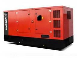 Дизельный генератор 250 кВт акция
