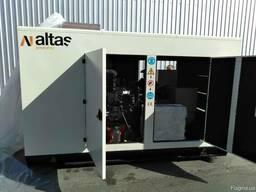 Дизельный генератор 330 кВа/264 кВт двигатель SDEC