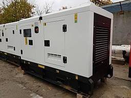 Дизельный генератор DK-14 12,5 кВА/10 кВт