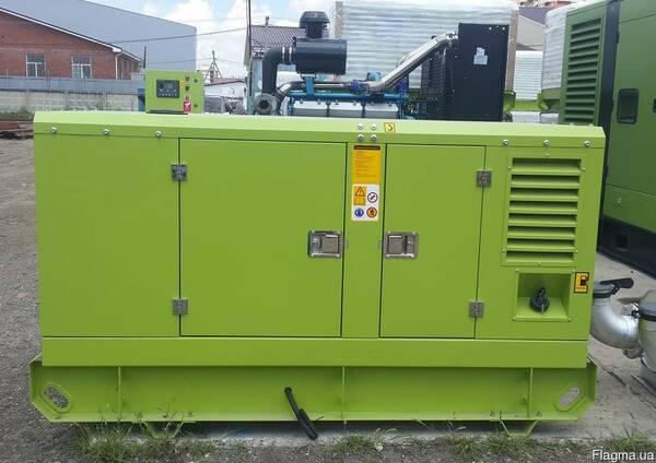 Дизельный генератор электростанция АД50-Т400 50 кВт