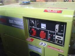 Дизельный генератор Genpower DJ 7000 DG-EC