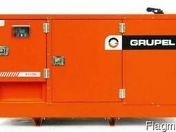 Дизельный генератор Grupel 43 кВа / 31, 6 кВт