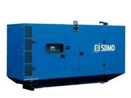 Дизельный генератор SDMO V700C2 700кВА б/у