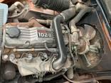 Дизельный погрузчик Toyota triplex side shift - фото 6
