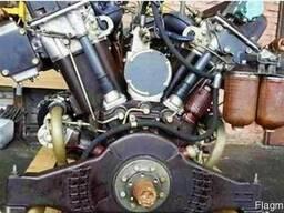 Дизельные двигатели типа Д6, Д12, У1Д6.