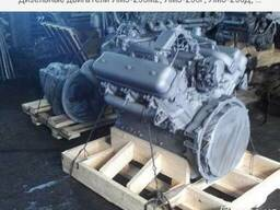 Дизельные двигатели ЯМЗ-236М2, ЯМЗ-236Г, ЯМЗ-236Д, ЯМЗ-236ДК