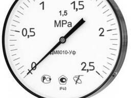 ДМ8010-УФ манометр показывающий котловой