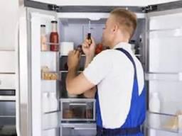 Дмитрий Бут ремонт Холодильника