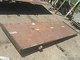 Днища и боковины конвейеров из стали Hardox