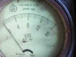 ДНМП-100-М2 дифманометр - напоромер