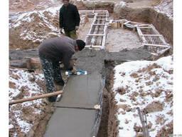 Противоморозная добавка в бетон, раствор, ускоритель твердения.