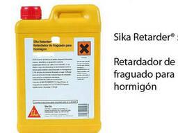 Добавка замедляющ. процесс схватыв. цемента SikaRetarder. ..