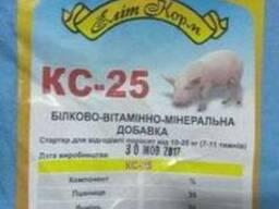 Добавки БМВД ЭлитКорм для свиней