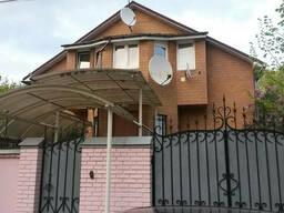 Добротный дом для постоянного проживания в закрытом городке