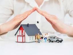 Добровольное страхование имущества
