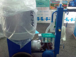 Доильный аппарат АИД-01-Р для коров масляный.