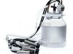 Доильный аппарат АИД-1 ЕВРО с попарным пульсатором