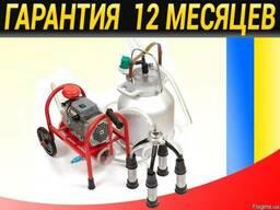 Доильный аппарат Буренка-1/2, Евро/Стандарт. Апарат доїльний