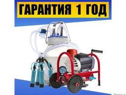 Доильный аппарат Буренка-1 Стандарт