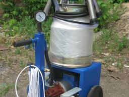 Доильный аппарат для коров АИД-1Р