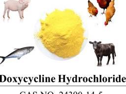 Доксициклин 50% водорастворимый, 1кг, Чехия