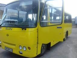 Капитальный кузовной ремонт автобусов Богдан