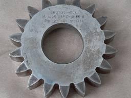 Долбяк дисковый зуборезный М4, 25 Z18 ∠28°