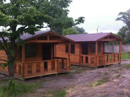 Строительство домов деревянных сборных из. ..