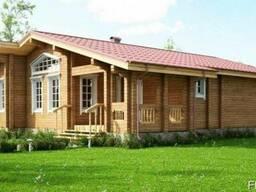 Дом из профилированного бруса 14х12