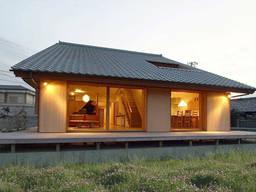 Дом каркасный Экспорт 100 кв метров 15 000 $