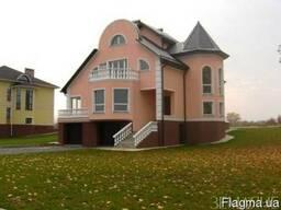 Дом с выходом на Днепр