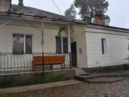 Дом среди сосен