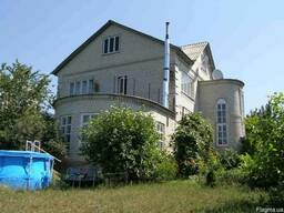 Дом в г. Дергачи с ремонтом.
