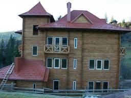 Дома для бизнеса комплекс Пять домов пос Поляниця (Буковель)