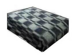 Домашний текстиль, одеяло шерсть 70%