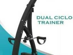 Домашний велосипед-тренажер Dual Bike