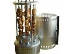 Домашня Електрошашличниця Kebabs Machine 6 forks, SW8805