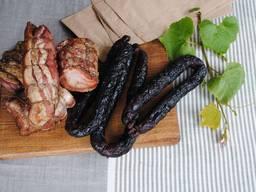 Домашня ковбаса і копченості! домашняя колбаса