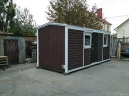Домик для дачного участка. 15 м.кв.