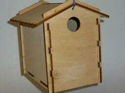Домик для гнездования