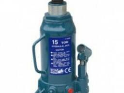 Домкрат бутылочный гидравлический 15т, 460мм Torin T91504