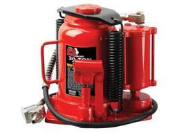Домкрат бутылочный пневмо-гидравлический 30т 250-405 мм TORIN TRQ30002