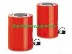 Домкрат гидравлический ДГ100П100