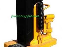 Домкрат гидравлический с низким подхватом 5 тонн
