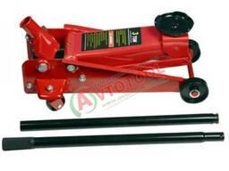 Домкрат подкатной гидравлический 3000 кг, h=150-510 мм, Best
