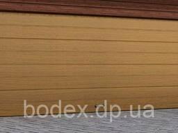 Doorhan RSD02 – теплі секціонні ворота
