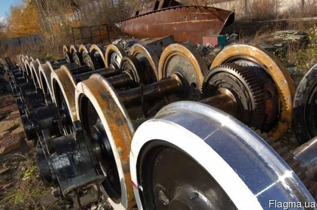 Дорого колёсные пары от тепловозов по всей Украине