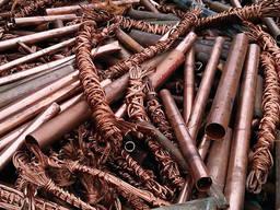 Закупаем лом Купим металл Металлолом Медь Алюминий Свинец Латунь